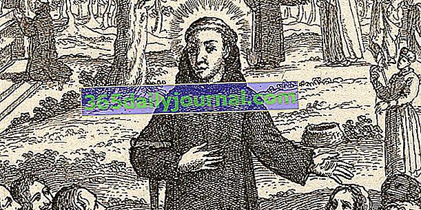 El santo patrón de los jardineros, San Fiacre, se celebra el 30 de agosto