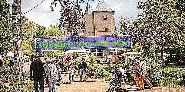 Çiçek ve yerel ürünler festivali 2020 - Riorges (42)