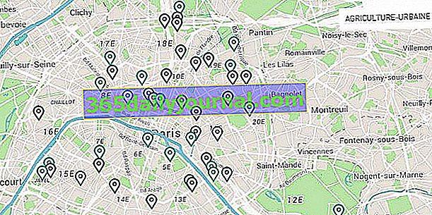 El proyecto de agricultura urbana en París: