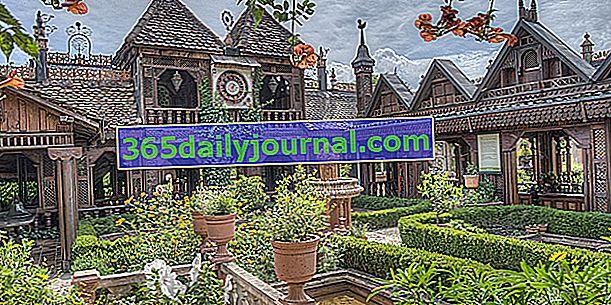 Los jardines secretos de Vaux: encuentro favorito en los jardines 2018