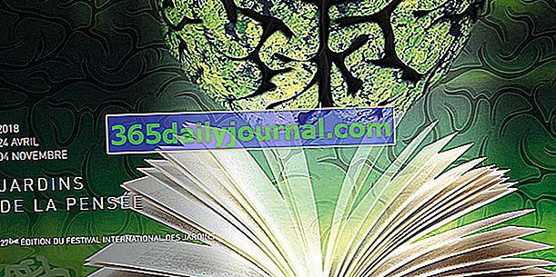 """Тема на международния градински фестивал Chaumont 2018: """"Мисловни градини"""""""