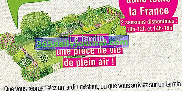 Създайте и организирайте моята градина в Saint Ouen (93)