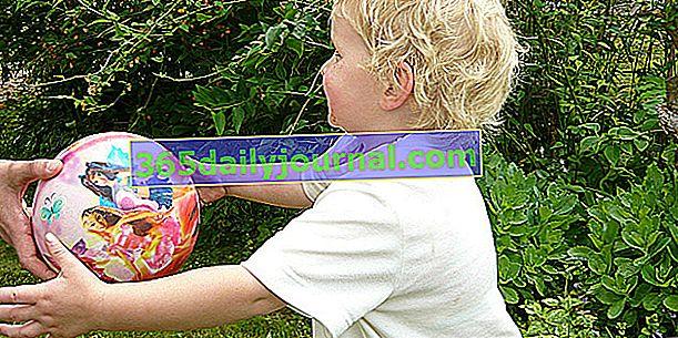Rośliny wspierające gry dla dzieci