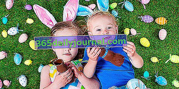 Búsqueda de huevos de Pascua 2020 en los Jardins des Martels - Giroussens (81)