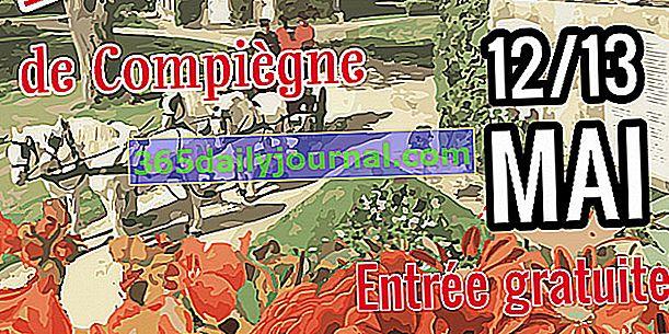 Targi kwiatowe 2018 w Compiègne (60)