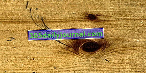 Kako ukloniti ogrebotinu sa stakla, drveta, kože, plastike ili metala?