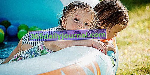 Mantenimiento de una piscina inflable: consejos y buenas prácticas