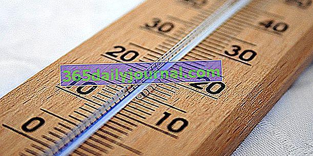 Jaká je ideální teplota pro dům, místnost po místnosti?