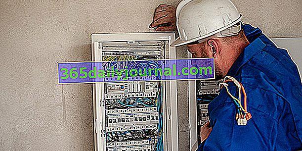 ¿Cuándo y por qué rehacer la instalación eléctrica de su casa o apartamento?