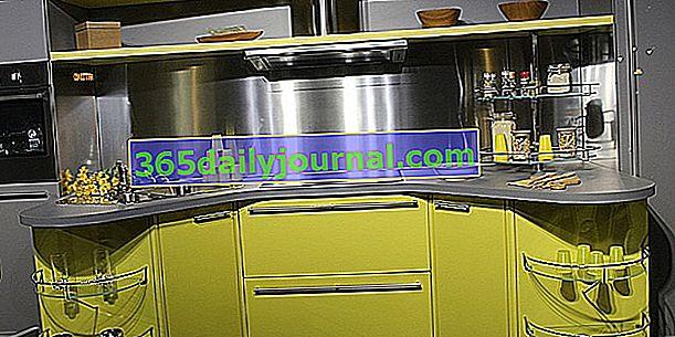 Przebudowa kuchni: jaki kolor farby do mebli?