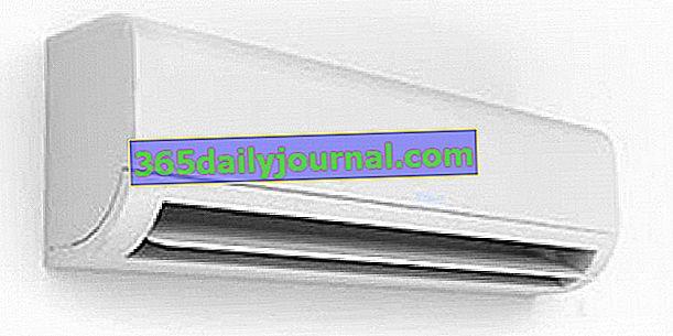 Cómo elegir un aire acondicionado de pared reversible: soluciones y costo