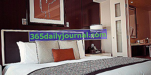 Как да подредим спалня за улесняване на съня и отпускането?