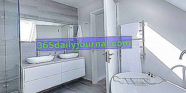 Ремонт на баня: съвети и разходи