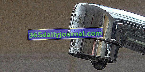 Damlayan musluk: nedenleri, sonuçları, onarımı