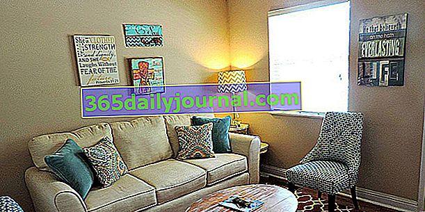 ¿Cómo hacer color beige para pintar una habitación?