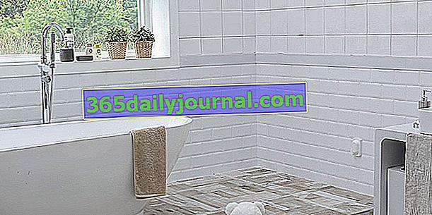 9 consejos de la abuela para mantener su baño