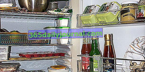 Jak usunąć nieprzyjemne zapachy z lodówki? Nasze porady i wskazówki!