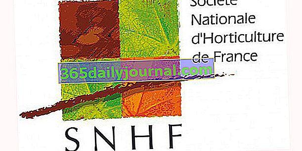 La Sociedad Nacional de Horticultura de Francia (SNHF)