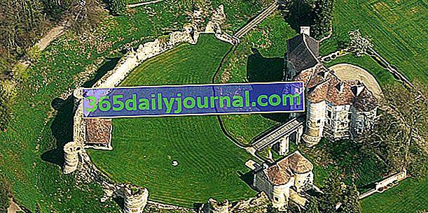 Arboretum y castillo del Domaine d'Harcourt - Eure (27)