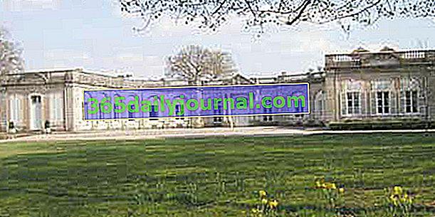 Park i vrtovi Château de Gerbéviller - Meurthe-et-Moselle (54)