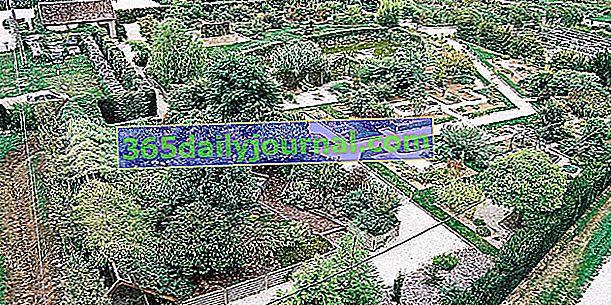 Botanički vrt Marnay-sur-Seine (Aube)
